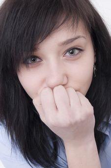 Free Beautiful Brunette Girl Stock Photo - 14549810