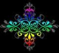 Free Swirl Royalty Free Stock Image - 14551756