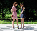 Free Two Women Royalty Free Stock Photo - 14553535