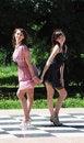 Free Two Women Royalty Free Stock Photos - 14553538