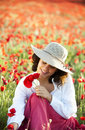 Free Woman In Field Stock Photos - 14559623
