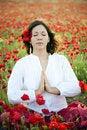 Free Woman Meditating Royalty Free Stock Photo - 14559805