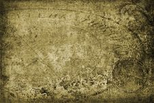 Free Grunge Textured Background Royalty Free Stock Photography - 14550137