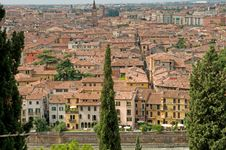 Free Buildings Of Verona Royalty Free Stock Photo - 14550345
