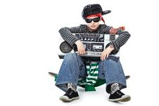 Free Boom Box Stock Photography - 14550702