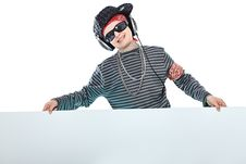 Free Funky Guy Stock Photography - 14550822
