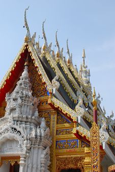Free Buddhist Temple Stock Images - 14550984