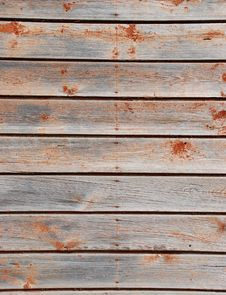 Free Weathered, Wooden Planks Stock Photo - 14551000