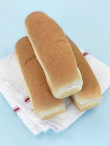 Free Hotdog Buns Royalty Free Stock Photos - 14552958
