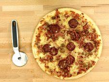 Free Fresh Pizza Stock Photo - 14552990