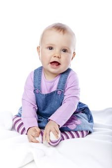 Free Photo Of Adorable Young Girl Royalty Free Stock Photos - 14553208