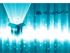 Free Christmas Greeting Card Royalty Free Stock Image - 14553396
