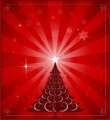 Free Christmas Greeting Card Royalty Free Stock Photo - 14553445