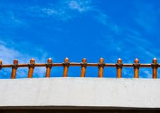 Free Fence The Sky Stock Photography - 14554552