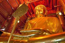 Free Statue Of Buddha Royalty Free Stock Photos - 14554978