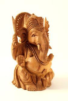 Free Ganesha Stock Images - 14555134