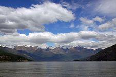 Free Treviso Mountains At Lake Como Royalty Free Stock Photo - 14555335
