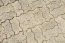 Free Pavement Texture In The Palace Royalty Free Stock Photography - 14555417