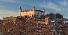 Free Bratislava Castle - Detail Stock Photos - 14555433