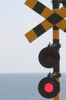 Free Railroad Crossing Stock Photos - 14555803