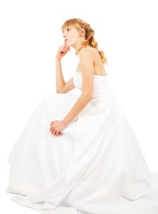 Free Bride Royalty Free Stock Photography - 14555817