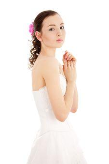 Free Bride Stock Image - 14555861