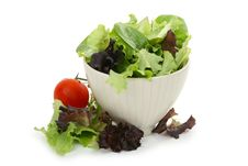 Free Salad Royalty Free Stock Photography - 14556037