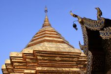 Free Golden Pagoda Stock Photos - 14556083