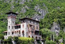Free Architecture At Lake Como Stock Photo - 14556330