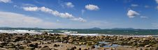 Free Welsh Coastline Panoramic Stock Photos - 14556753