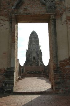Free Ayutthaya Royalty Free Stock Photography - 14557967