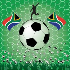 Free Football Scoring Stock Image - 14558111