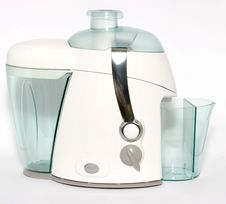 Modern Juice Extractor Royalty Free Stock Photo