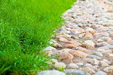 Free Roadway And Lawn Stock Photos - 14559753
