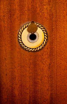 Free Peephole Stock Images - 14559754