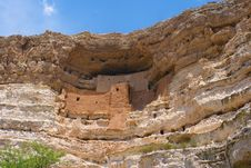 Free Montezuma S Castle Stock Photos - 14559963