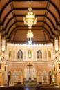 Free Over 100 Years Old Church In Thailand Royalty Free Stock Images - 14567909