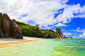 Free Beach Source D Argent At Seychelles Royalty Free Stock Photography - 14568457