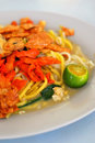 Free Fried Prawn Noodles Stock Images - 14569654