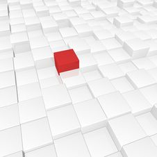 Free Cubes Background Royalty Free Stock Photo - 14560465