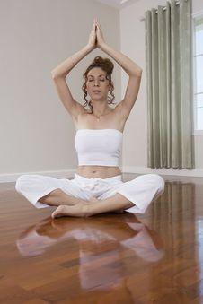Free Yoga Royalty Free Stock Image - 14560636