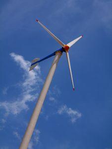 Free Wind Turbine Stock Photography - 14561882
