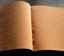 Free Cork Pages Stock Photo - 14561950
