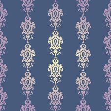Free Vintage Seamless Pattern Royalty Free Stock Photo - 14561985