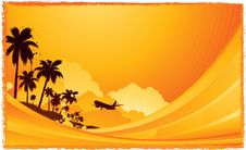 Free Travel Background Royalty Free Stock Images - 14562059