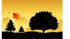 Free Autumn Background Stock Photo - 14562190