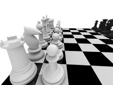 Free Chess Royalty Free Stock Photo - 14562425