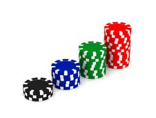 Free Game Chips Stock Photography - 14562432