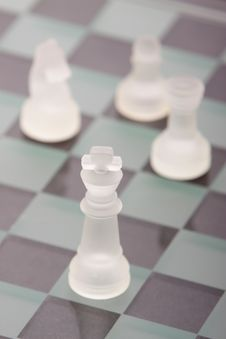 Free Chess Board Royalty Free Stock Photography - 14564507