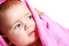 Free Little Baby Royalty Free Stock Photography - 14564667